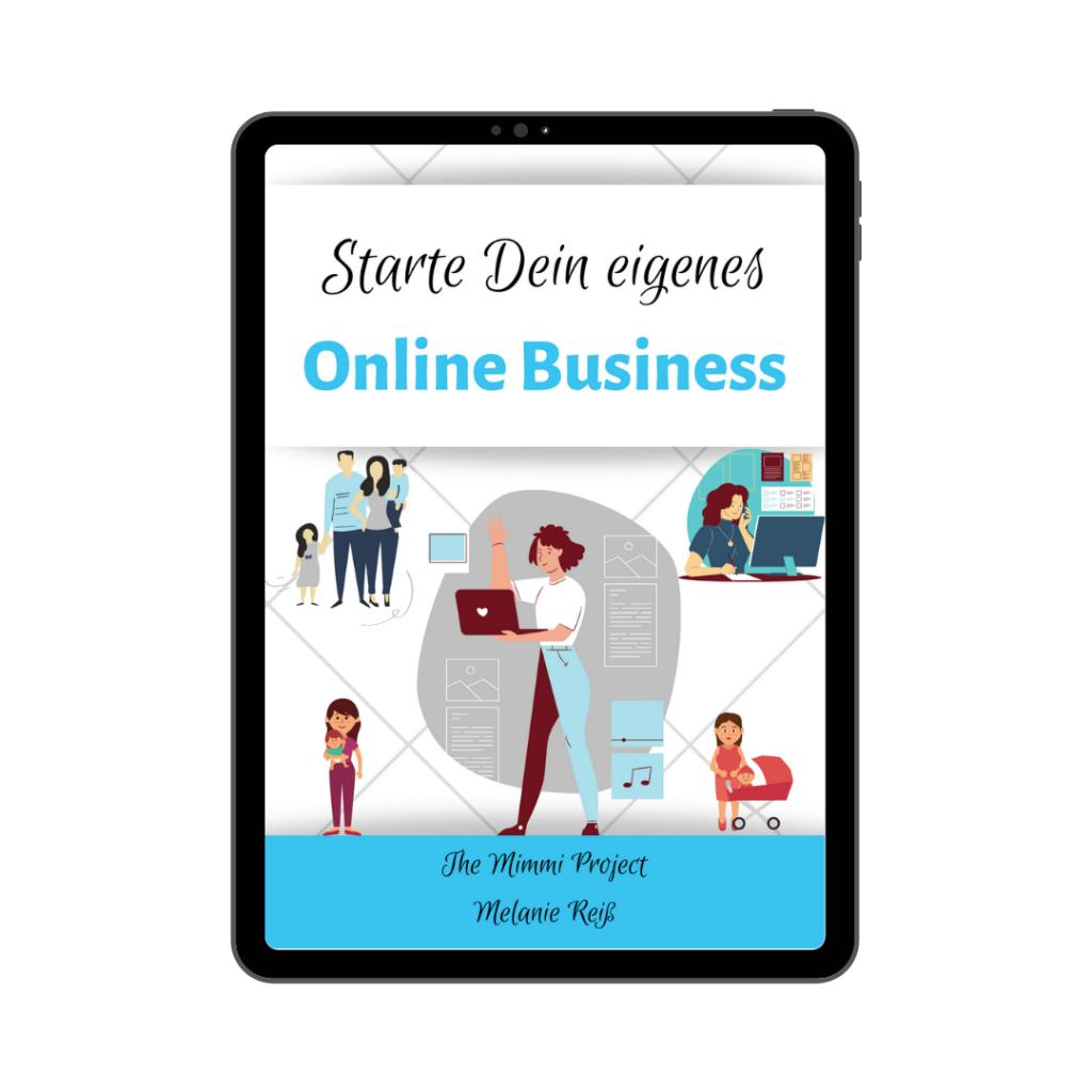 Starte Dein eigenes Online Business