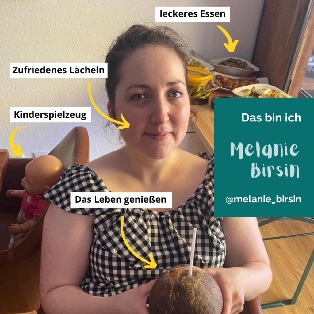 Melanie Birsin - Expertin für selbstständige Mütter